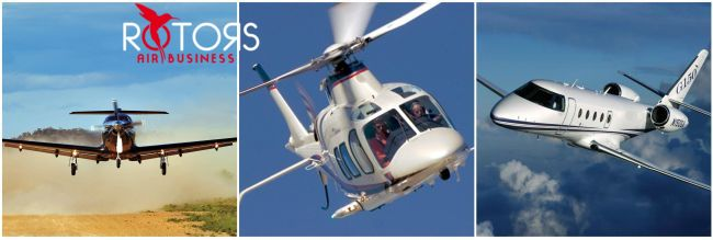 LEASING AIRCRAFT ROTORS AIR