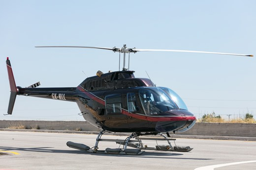 HELICOPTER FOR RENTAL bell 206 b3