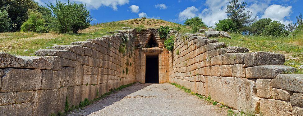 heli tour Mycenae 1
