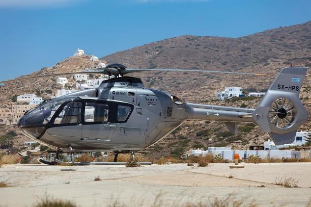 AIRBUS H135 EXT