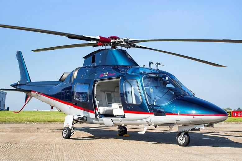 Agusta 109A for rental